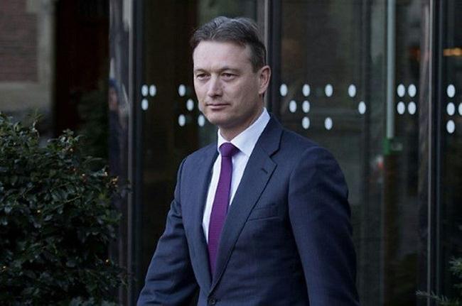 Ngoại trưởng Hà Lan từ chức - ảnh 1