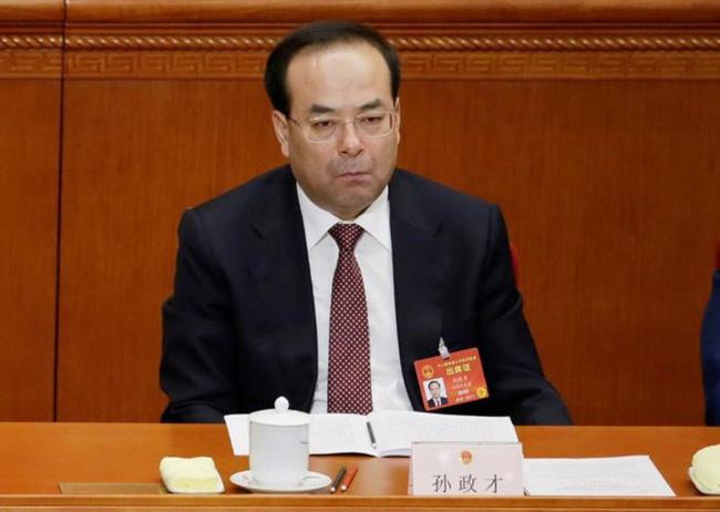 Trung Quốc kết tội tham nhũng cựu Ủy viên Bộ Chính trị - ảnh 1