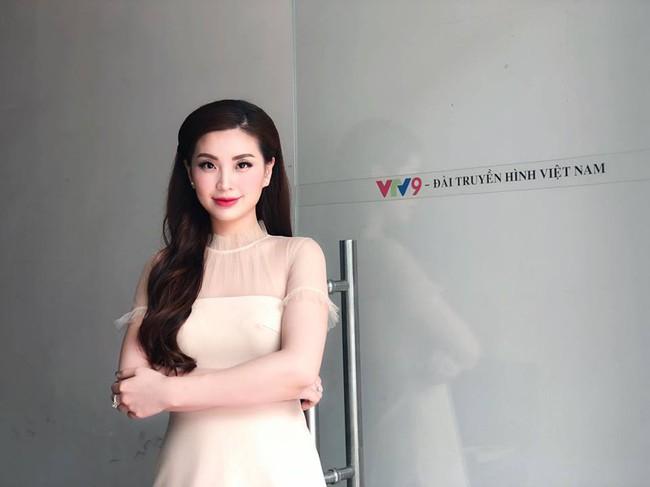 Diễm Trang - nàng Á hậu xinh đẹp, tài năng của VTV - ảnh 9