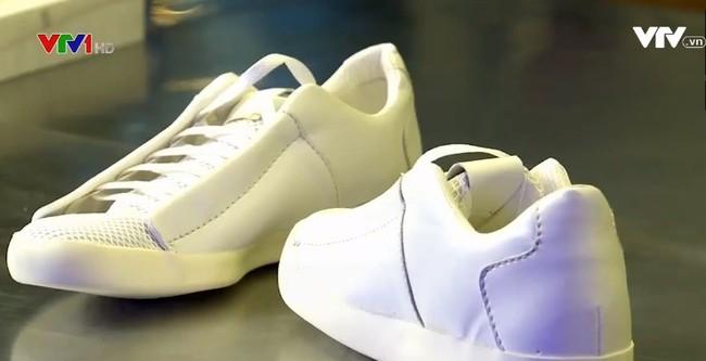Giày tái chế từ khí CO2 - ảnh 2