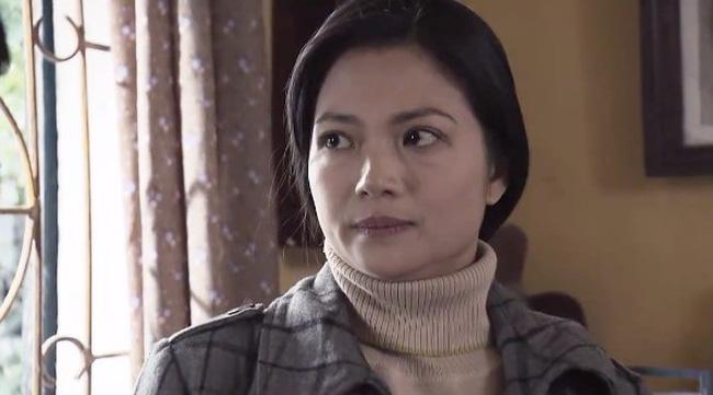Tình khúc Bạch Dương - Tập 12: Về nước thăm chồng con, Hoa (Kiều Anh) bẽ bàng bị vợ Bình đến đánh ghen - ảnh 4