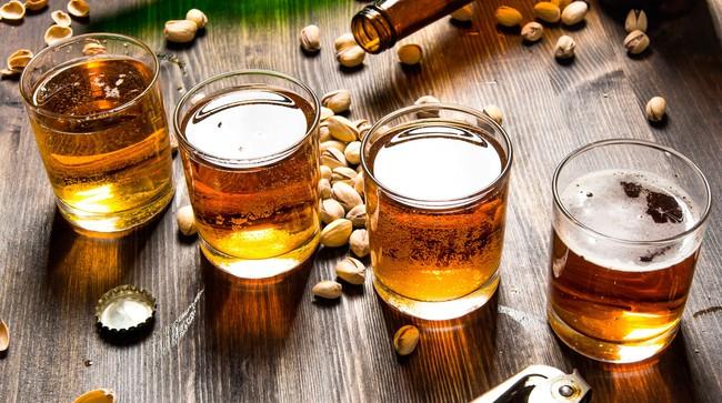 Bia và đồ ăn vặt phản ánh tốc độ phát triển kinh tế - ảnh 1