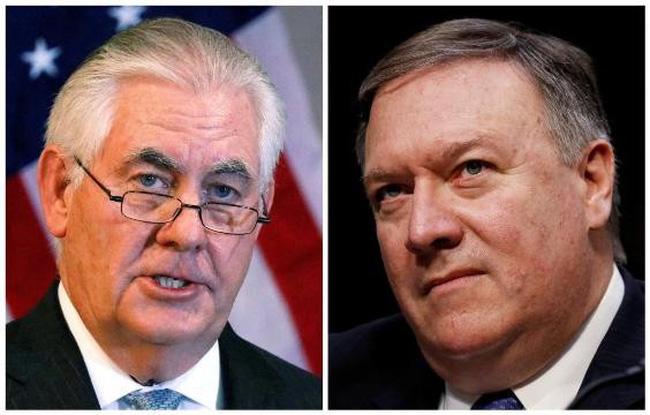 Tổng thống Mỹ chọn Giám đốc CIA làm Ngoại trưởng mới - ảnh 2