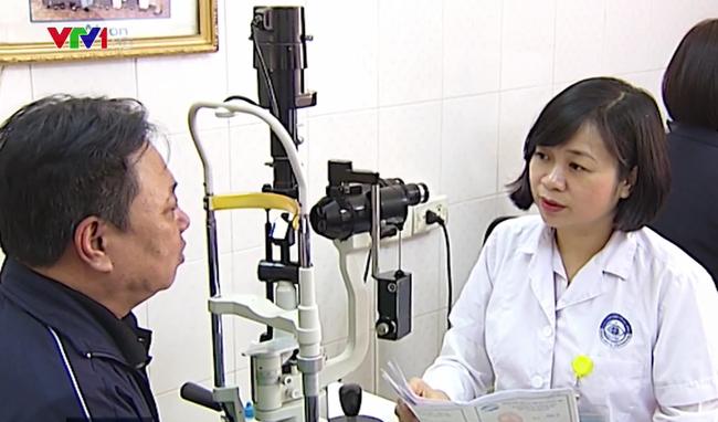 Việt Nam có khoảng 700.000 người mắc bệnh Glocom - ảnh 2
