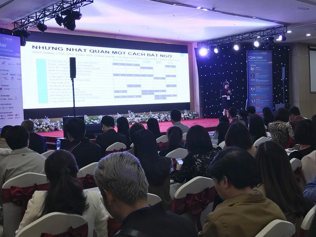 Việt Nam có tốc độ phát triển thương mại điện tử nhanh so với thế giới - ảnh 1