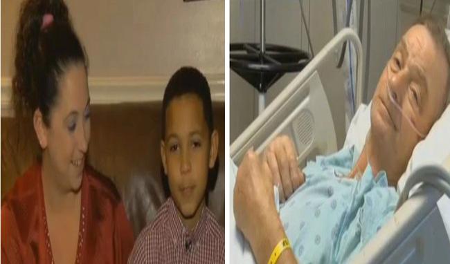 Cậu bé 9 tuổi cứu sống người đàn ông bị mắc kẹt dưới xe ô tô - ảnh 2
