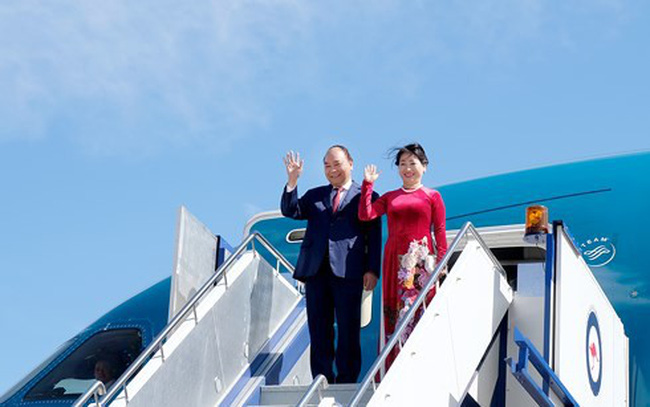 Thủ tướng Nguyễn Xuân Phúc bắt đầu thăm chính thức Australia - ảnh 2