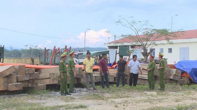 Làm rõ 7 đối tượng trong vụ vận chuyển gỗ lậu quy mô lớn tại Đăk Lăk - ảnh 2