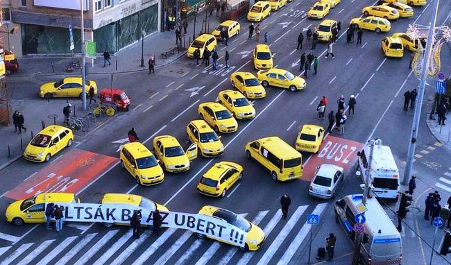 Căng thẳng xã hội bùng phát tại Thổ Nhĩ Kỳ vì Uber - ảnh 1