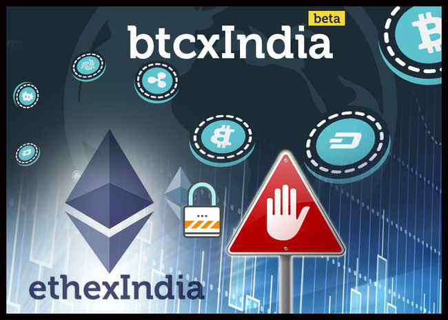 Hai sàn giao dịch tiền ảo tại Ấn Độ ngừng hoạt động - ảnh 1