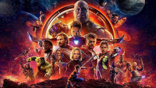 Biệt đội siêu anh hùng 4: Hồi kết (2019) - Avengers: Endgame (2019)
