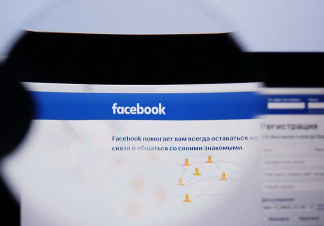 Nga: Roskomnadzor sẽ tiến hành tổng kiểm tra Facebook