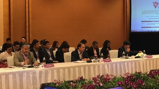 Vietnam joins ASEAN SOM in Singapore (Photo:MOFA)