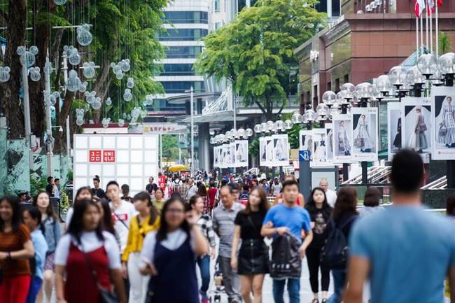 Photo: Facebook Screengrab Orchard Road