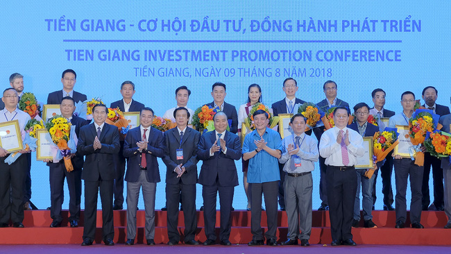 The Tien Giang Investment Promotion Conference
