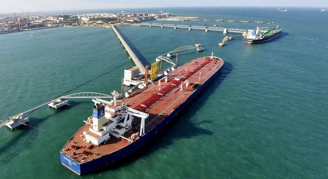 Mỹ trở thành nước xuất khẩu dầu lớn nhất thế giới - ảnh 1
