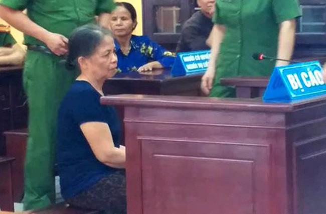 Bà nội sát hại cháu bé hơn 20 ngày tuổi ở Thanh Hóa lĩnh án 13 năm tù