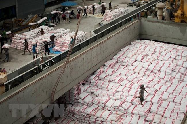 Thái Lan là nước xuất khẩu gạo lớn nhất thế giới trong quý I/2018 - ảnh 1