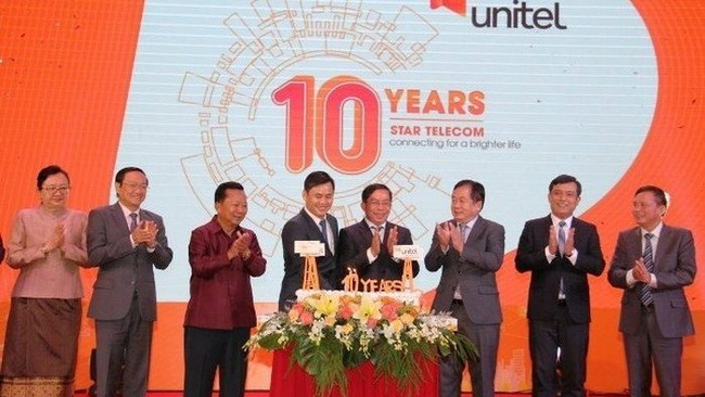 Military-run telecommunications company Viettel Group is one of the leading telecommunications businesses in Laos