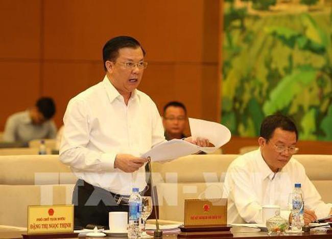 Chưa thông qua Nghị quyết về Biểu thuế bảo vệ môi trường - ảnh 1