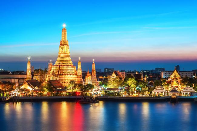 Thái Lan sẽ đón gần 38 triệu lượt khách quốc tế trong năm 2018 - ảnh 1