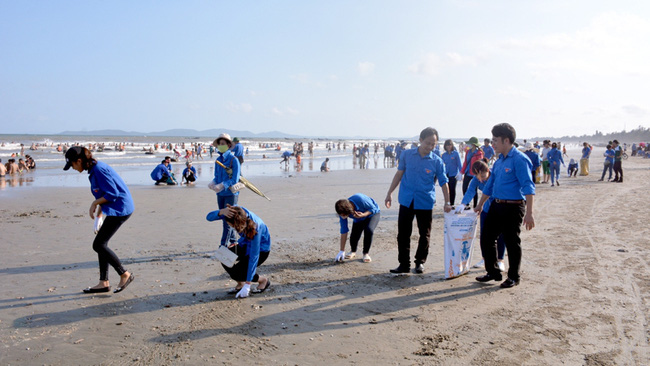 Rubbish collection events will be held in 28 coastal cities and provinces throughout Vietnam.
