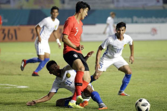 VIDEO: Highlight U23 Hàn Quốc 1-2 U23 Malaysia