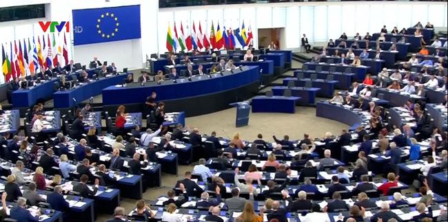 Nghị viện châu Âu ủng hộ bảo vệ quyền tác giả đối với các sản phẩm báo chí  | VTV.VN