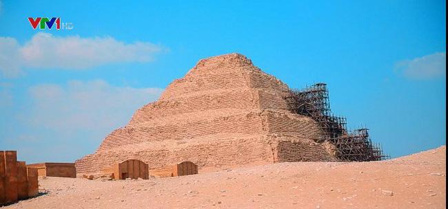 Ai Cập mở cửa ngôi mộ cổ 4.300 năm tuổi - ảnh 2