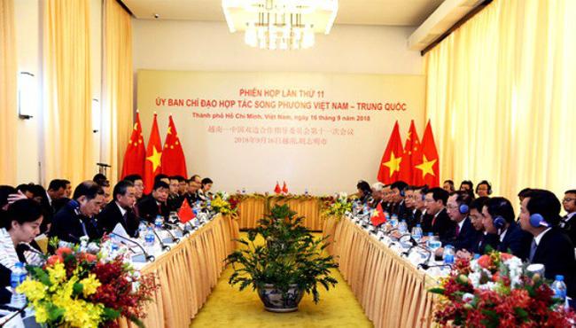 Việt Nam - Trung Quốc thống nhất kiểm soát tốt bất đồng trên biển - ảnh 1