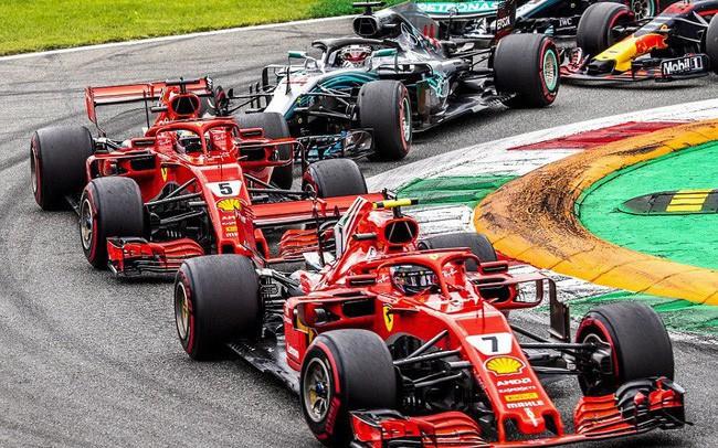 """Đua xe F1: Khi chiến thuật giúp Mercedes lên ngôi trên """"sân nhà ..."""