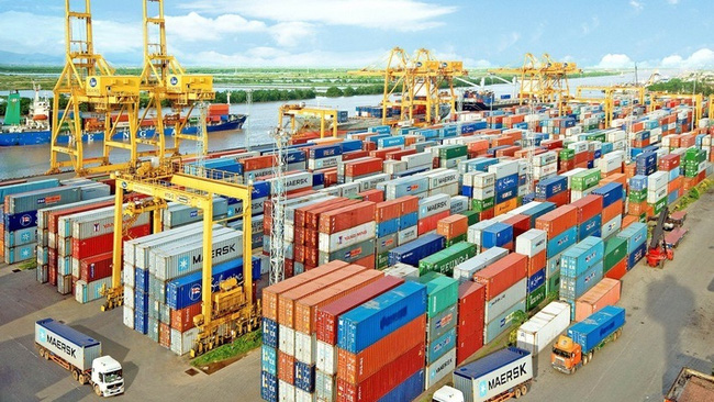 The export sector continues to be a major driver of Vietnam's growth.