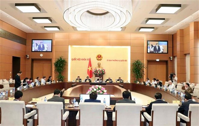 An overview of the meeting, (Photo: VNA)
