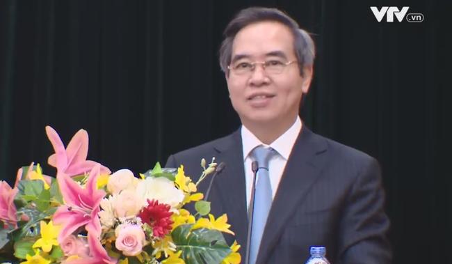 đồng Chi Nguyễn Văn Binh Lam Việc Với đảng Bộ Khối Doanh Nghiệp Trung ương Vtv Vn