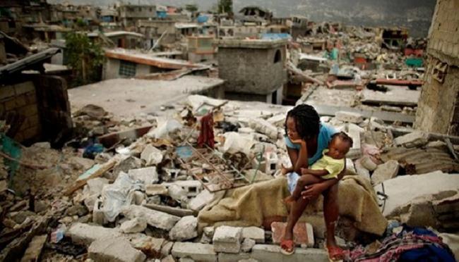 Haiti tưởng niệm 8 năm trận động đất làm 220.000 người thiệt mạng - ảnh 2