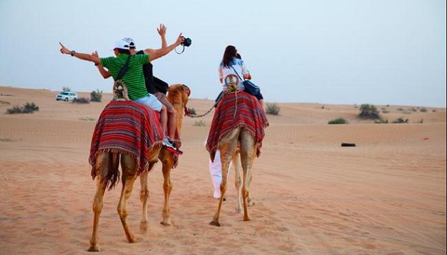 Saudi Arabia nỗ lực thúc đẩy lượng du khách nội địa - ảnh 2