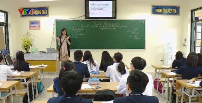 Hà Nội sẽ tạm dừng thi tuyển viên chức ngành giáo dục, Giám đốc Sở băn khoăn - ảnh 1