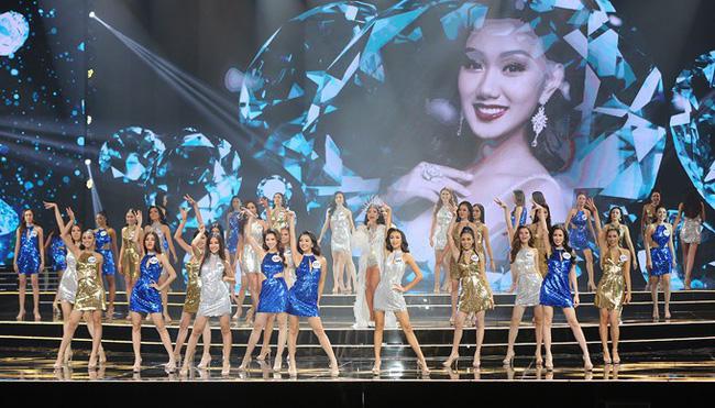 Kết quả hình ảnh cho Chung kết Hoa hậu Hoàn vũ Việt Nam 2017