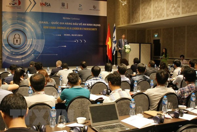 Việt Nam, Israel share experience in cyber security | VTV