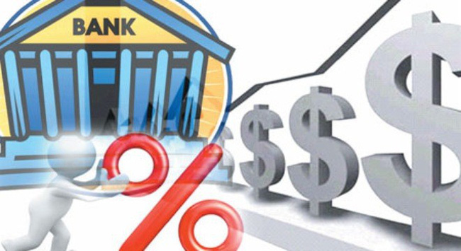 Kết quả hình ảnh cho lãi ngân hàng