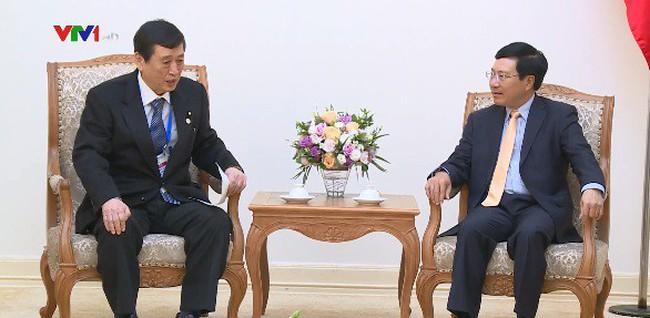 Khuyến khích các doanh nghiệp Nhật Bản tăng cường đầu tư vào Việt Nam - ảnh 2