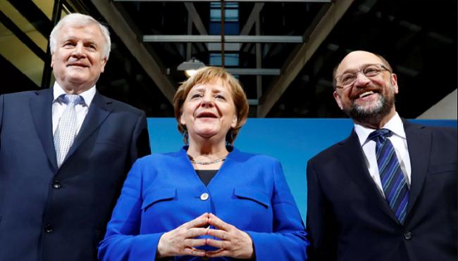 Đức: Chính phủ mới sẽ nỗ lực hướng tới một khởi đầu mới cho châu Âu - ảnh 2