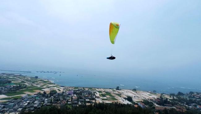 Illustrative image. (Photo: Hanoi Paragliding Club)