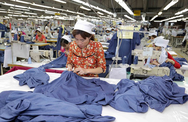 Labour productivity in Vietnam has improved over the past years, according to the General Statistics Office (Photo: VNA)