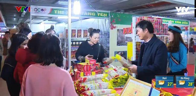 Khai mạc Hội chợ OCOP Quảng Ninh - Xuân 2019 tại Hà Nội - ảnh 2