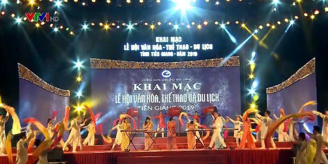 Khai mạc Lễ hội Văn hóa - Thể thao - Du lịch tỉnh Tiền Giang năm 2019 - ảnh 2