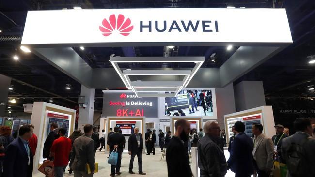 Reuters: Tổng thống Trump sắp ký sắc lệnh ngăn công ty Mỹ dùng thiết bị Huawei - ảnh 1