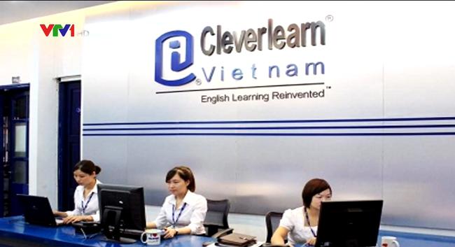 Đình chỉ hoạt động Trung tâm Anh ngữ Cleverlearn Việt Nam | VTV.VN