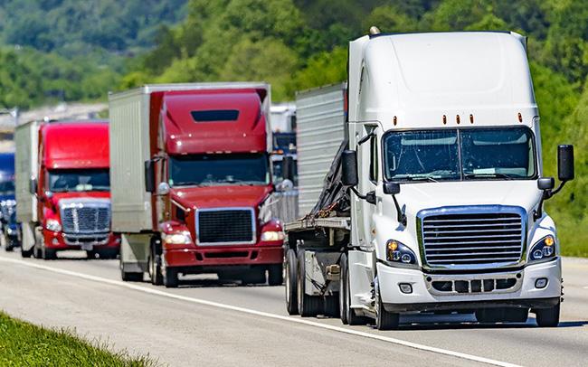 Mỹ: Mọi tài xế xe tải phải xét nghiệm ma túy - ảnh 1