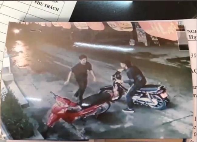 Công bố hình ảnh nghi phạm sát hại tài xế taxi ở Mỹ Đình